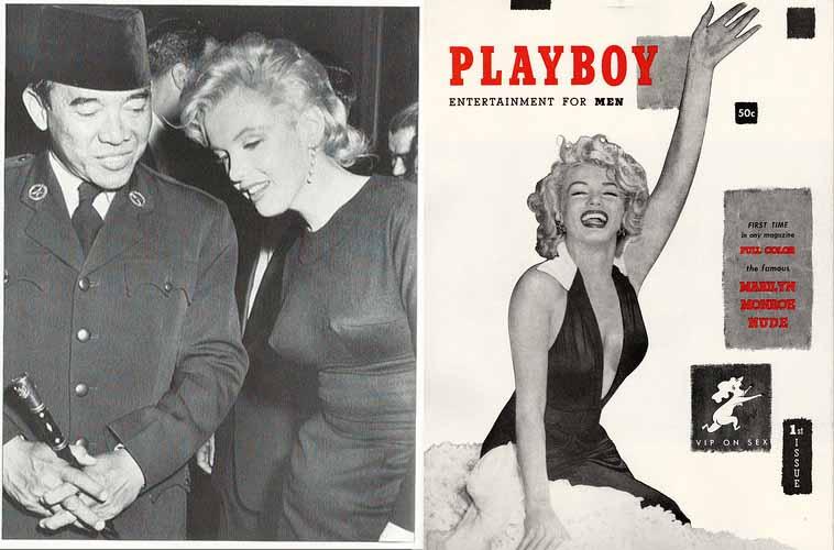 Sukarno dan Majalah Playboy - Sejarah Jakarta